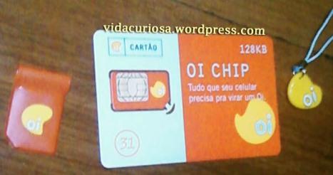 chip, pingente e porta-chip